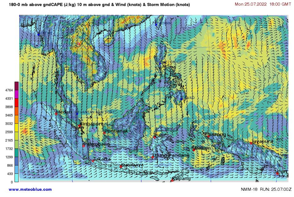 Weather maps southeast asia meteoblue gumiabroncs Gallery
