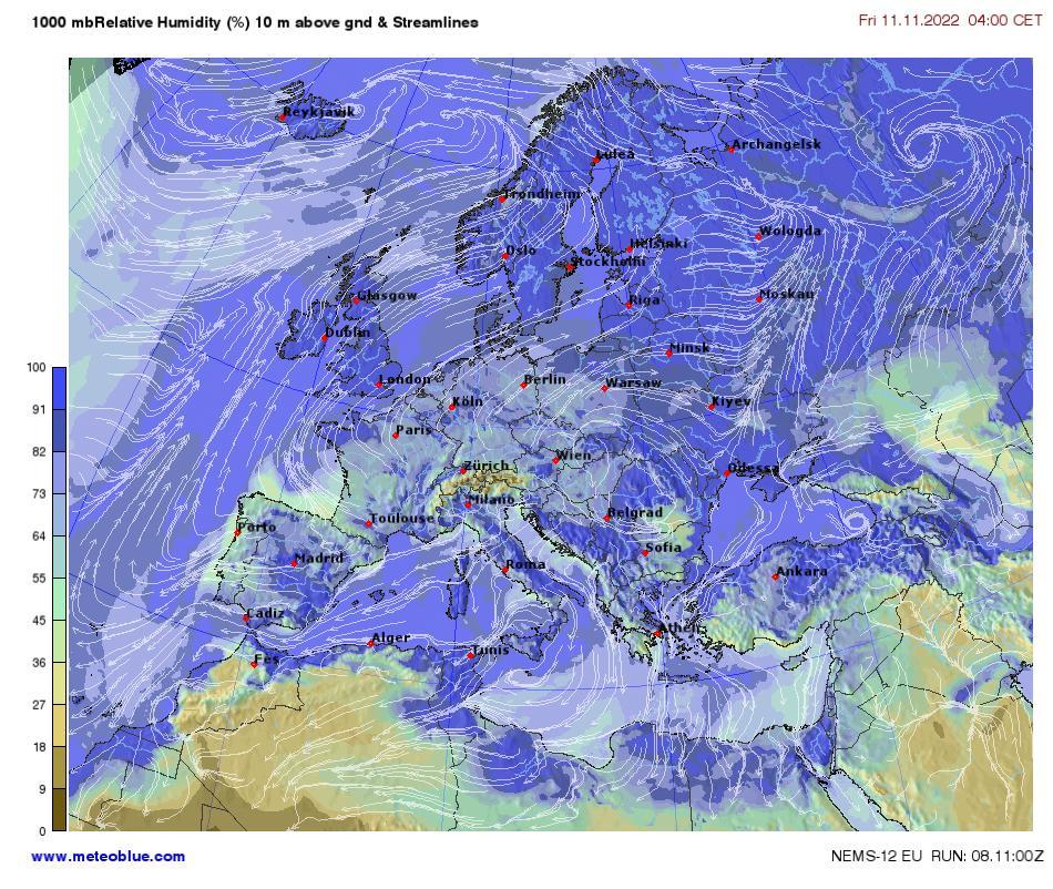 La Nieve en Madrid Más Cerca de lo que Imaginas