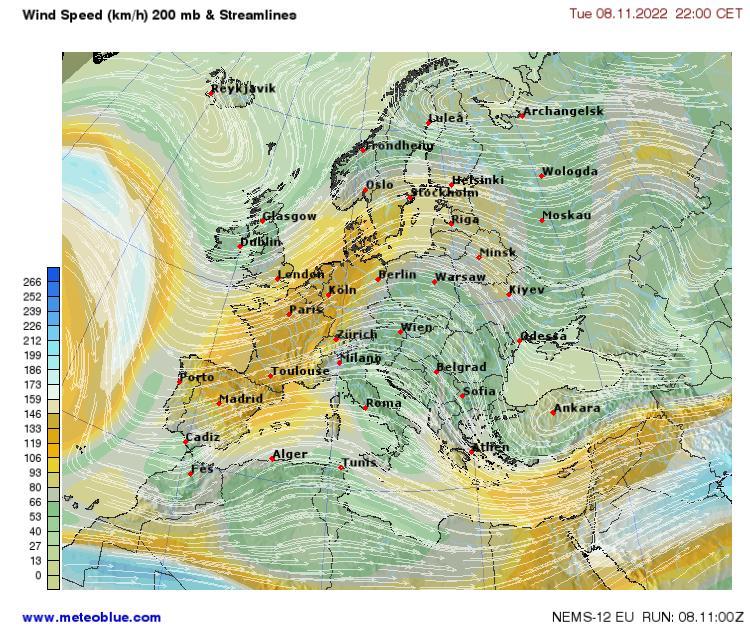 prognoza pogody europa