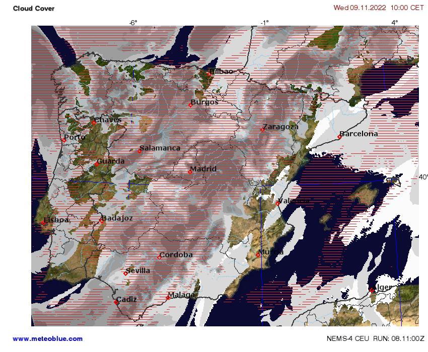 www meteoblue com madrid