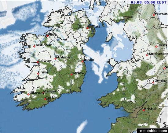 Weather maps - Ireland - meteoblue on show equator, link map, show time zone map, show flight map, show pennsylvania map, import map, reverse map, date and time map, show satellite map, plan map, show europe map, show earth map, show home, show world map, print map, show weather channel, zoom map, sacramento, ca map, open map, los angeles, ca map,