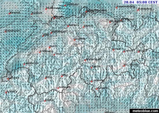 Wind Schweiz