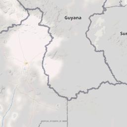 Wetterkarte für Manaus - meteoblue